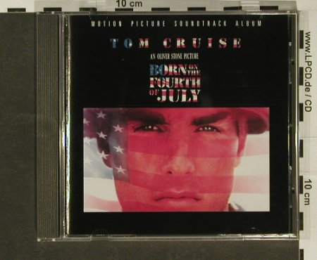 Born on the Fourth of July: 14 Tr,OST, MCA(), D, 89 - CD - 60070 - 5,00 Euro