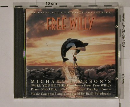 Free Willy: Original Soundtrack, Epic(), A, 93 - CD - 60242 - 7,50 Euro