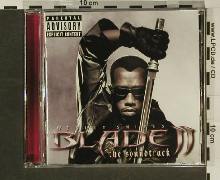 Blade II: The Soundtrack, Immortal(), EU, 02 - CD - 60486 - 5,00 Euro