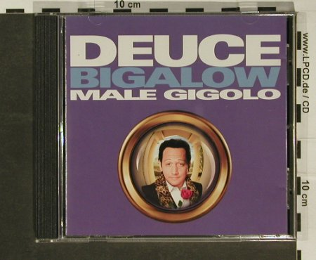 Deuce Bigalow - Male Gigolo: Original Soundtrack, Hollywood(), D, 99 - CD - 60560 - 4,00 Euro