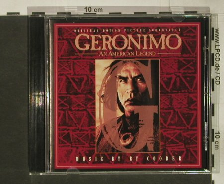 Geronimo: 17 Tr. OST By Ry Cooder, Columb.(), A, 1993 - CD - 60562 - 3,00 Euro