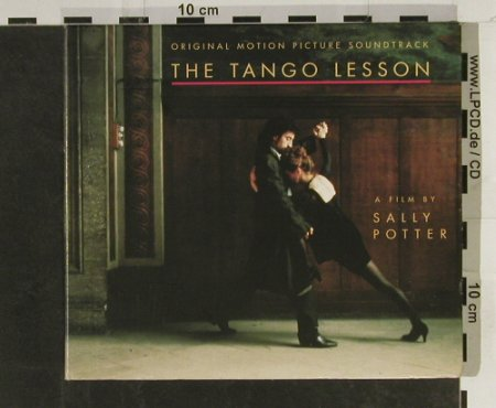 Tango Lesson,The: Original Soundtrack,Digi, Sony(SK 63226), A, 1997 - CD - 60682 - 7,50 Euro