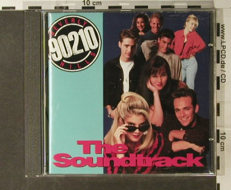 Beverly Hills 90210: The Soundtrack.12 Tr. V.A., Giant(), EU, 1992 - CD - 60767 - 5,00 Euro