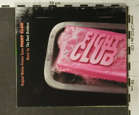 Fight Club: 16 Tr. By Dust Brothers, Digi, 20th Century Fox(), EU, 1999 - CD - 61010 - 7,50 Euro