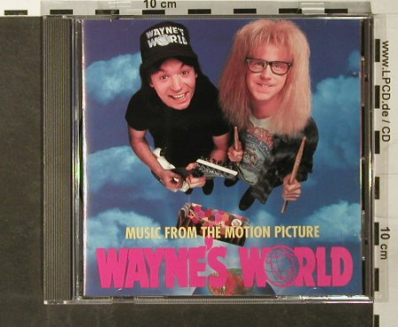 Wayne's World: Music From, Reprise(), D, 1992 - CD - 61264 - 5,00 Euro