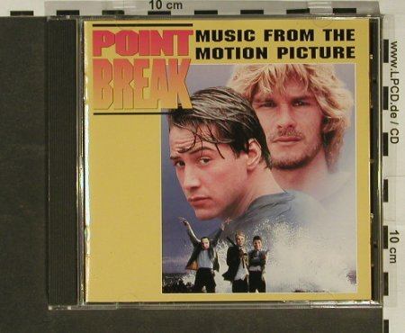 Point Break: V.A.10Tr., MCA(), D, 91 - CD - 61331 - 4,00 Euro