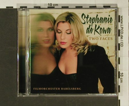 de Kowa,Stefhanie: Two Faces, BMG(), D, 02 - CD - 61469 - 5,00 Euro
