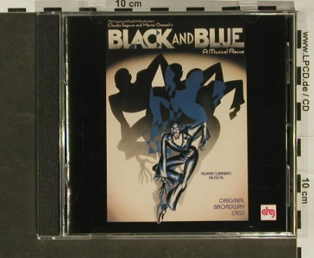 Black and Blue: A Musical Revue,Broadw.Cast, DRG(CDBSL19001), CDN, 90 - CD - 61774 - 5,00 Euro