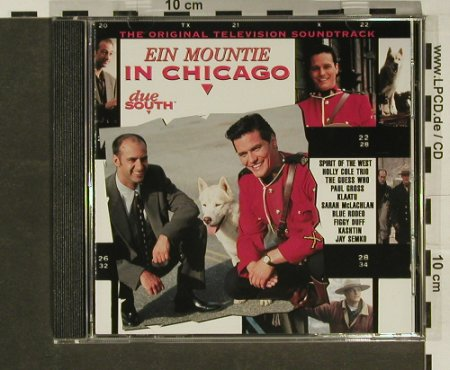 Ein Mountie In Chicago: 17 Tr., V.A., Unforscene(), D, 97 - CD - 61809 - 5,00 Euro
