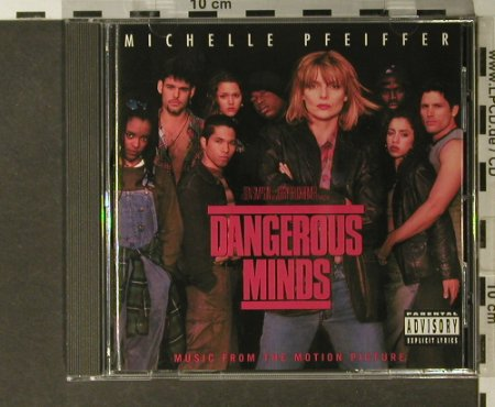 Dangerous Minds: Music From,12Tr., MCA(), EEC, 1995 - CD - 61974 - 5,00 Euro