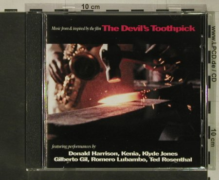 Devil´s Toothpick,The: V.A.15 Tr., Kudu/CTI(), D, 1993 - CD - 62068 - 3,00 Euro
