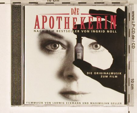 Apothekerin: Originalmusik, Virgin(), NL, 97 - CD - 62572 - 5,00 Euro