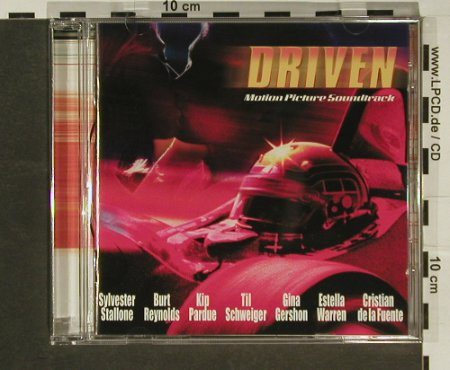 Driven: 14 Tr. V.A., Curb(), D, 01 - CD - 62637 - 5,00 Euro