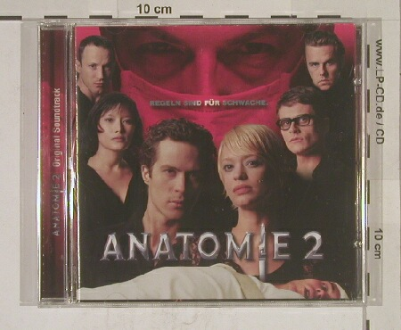 Anatomie 2: V.A.14 Tr., Epic(), D, 03 - CD - 62653 - 4,00 Euro