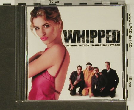 Whipped: Original Soundtrack, TVT(), US, 00 - CD - 62684 - 5,00 Euro