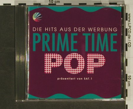 V.A.Prime Time Pop: 18 Tr., RCA(), D, 92 - CD - 62831 - 4,00 Euro