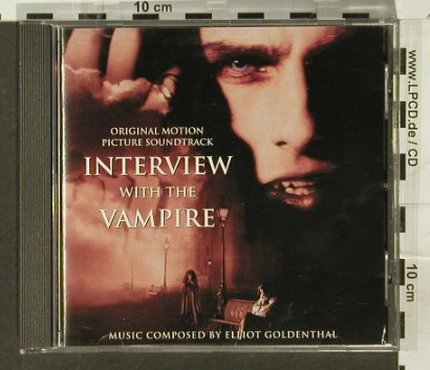 Interview With The Vampire: Original Soundtrack, Geffen(), D, 94 - CD - 62879 - 3,00 Euro