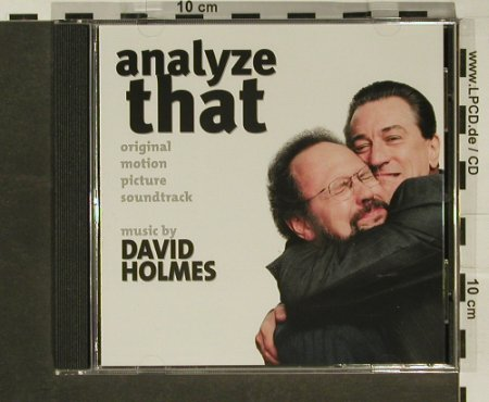 Analyze That: 16 Tr. By David Holmes, TVT(), , 02 - CD - 62948 - 5,00 Euro