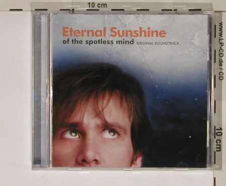 Eternal Sunshine o.t Spotless Mind: Original Soundtrack, 26 Tr., Hollywood(), EU, 04 - CD - 63012 - 10,00 Euro