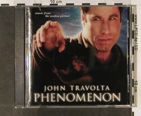 Phenomenon (Travolta): V.A.11 Tr., Reprise(9 46360-2), D, 1996 - CD - 63180 - 5,00 Euro