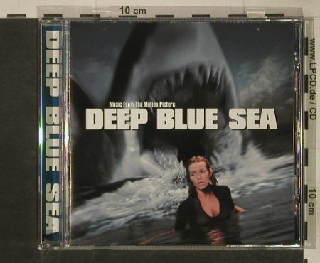 Deep Blue Sea: Music From..., WB(), D, 1999 - CD - 63283 - 5,00 Euro