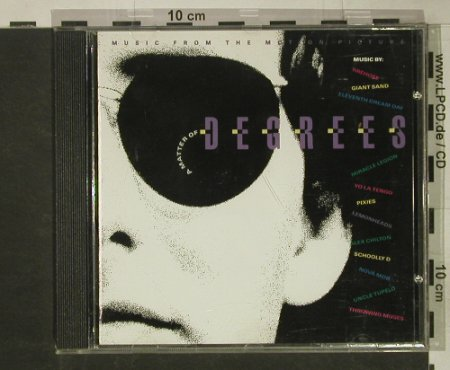 A Matter Of Degrees: Music From, Atlantic(), D, 1991 - CD - 63489 - 4,00 Euro