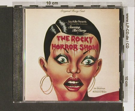 Rocky Horror Picture Show: Original Roxy Cast '74, Pacific(), UK,  - CD - 63705 - 10,00 Euro