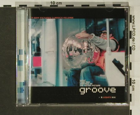Groove: 14Tr.Soundtrack, Reprise(), D, 2000 - CD - 63770 - 5,00 Euro