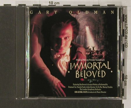 Immortal Beloved: by Gary Oldman, Sony(), A, 1994 - CD - 63791 - 7,50 Euro