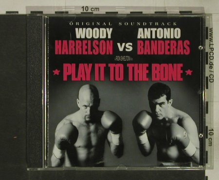 Play It To The Bone: Original Soundtrack, V.A., Hollywood(), D, 2000 - CD - 63973 - 5,00 Euro