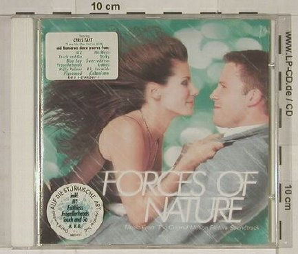 Forces Of Nature: V.A.14 Tr, Dreamworks(), EEC, 99 - CD - 64157 - 4,00 Euro