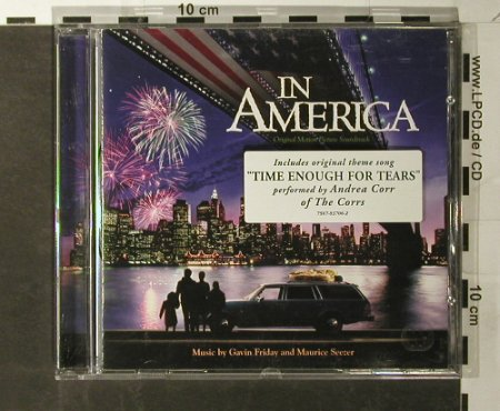 In America: Original Soundtrack, Atlantic(7567-83706-2), EU, 2003 - CD - 64265 - 7,50 Euro