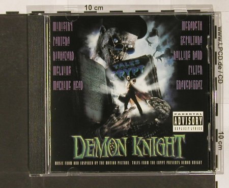 Demon Knight: 10Tr., V.A., Atlantic(), D, 94 - CD - 64643 - 7,50 Euro