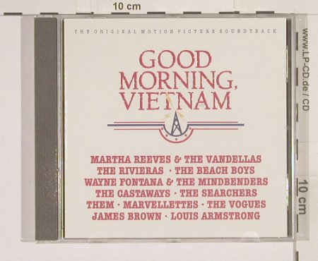 Good Morning Vietnam: Original Soundtrack,12 Tr., AM(), F, 88 - CD - 64765 - 10,00 Euro