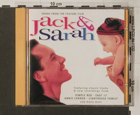Jack & Sarah: V.A.12 Tr. Simply Red, East 17..., Polyd.(), D, 95 - CD - 64837 - 4,00 Euro
