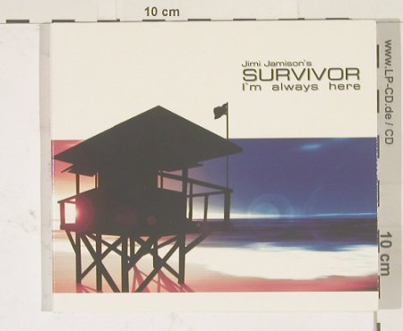 Jamison's,Jimi: Survivor,Im always here*2+3, Digi, USG(), D, 99 - CD5inch - 65530 - 2,50 Euro
