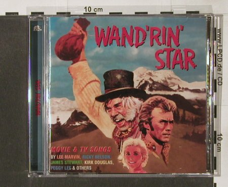Wand'rin Star: 25 Tr. Movie & TV Songs, BearFamily(BCD 16166 AR), D, 99 - CD - 65744 - 10,00 Euro
