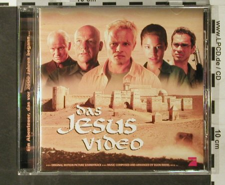 Jesus Video,Das: 20Tr. By Egon Riedel, SweetLemon(), D, 2002 - CD - 65847 - 4,00 Euro