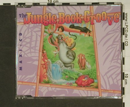 "Jungle Book Groove: (7""+jungle club+jazz), Hollywood(), D, 1993 - CD5inch - 65933 - 2,50 Euro"