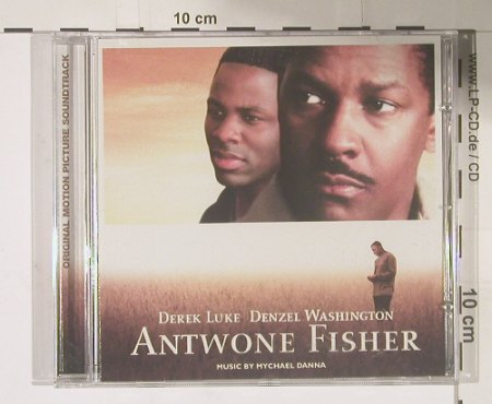 Antwone Fisher: 16 Tr. Score, Mychael Danna, Edel(), D, 03 - CD - 66109 - 7,50 Euro
