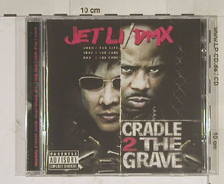 Cradle 2 The Grave: 19 Tr. V.A., Warner(), EU, 03 - CD - 66186 - 7,50 Euro