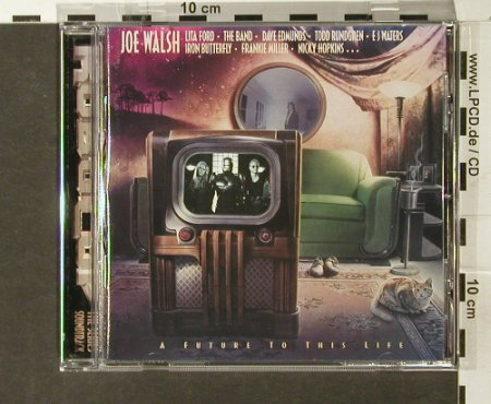 Robocop: A Future to the Life, Joe Walsh..., Pyramid(081227188825), US, 94 - CD - 66201 - 5,00 Euro