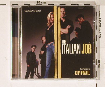 The Italien Job: 15 Tr. Comp. By John Powell, Varese(), D, 03 - CD - 66297 - 10,00 Euro