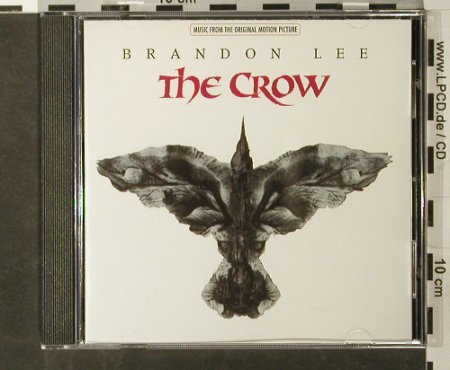 Crow,The: Music From, Atlantic(82519), D, 1994 - CD - 66755 - 7,50 Euro
