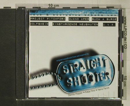 Straight Shooter: Orig.Soundtr.,14 Tr. V.A., EW(), D, 1999 - CD - 66798 - 3,00 Euro