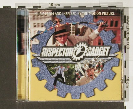 Inspector Gadget: Music From, Hollywood(), D, 99 - CD - 66853 - 4,00 Euro