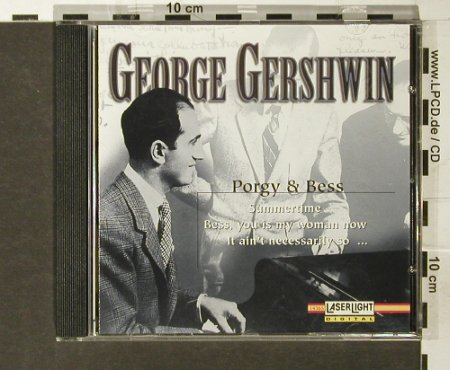 Porgy & Bess: Highlights, G.Gershwin, LaserLight(14 365), D, 1998 - CD - 67455 - 5,00 Euro