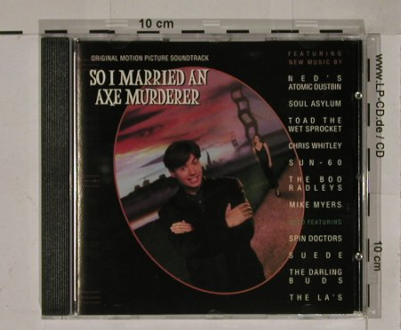 So I Married An Axe Murderer: V.A.12 Tr., Columb.(), A, 93 - CD - 67508 - 7,50 Euro