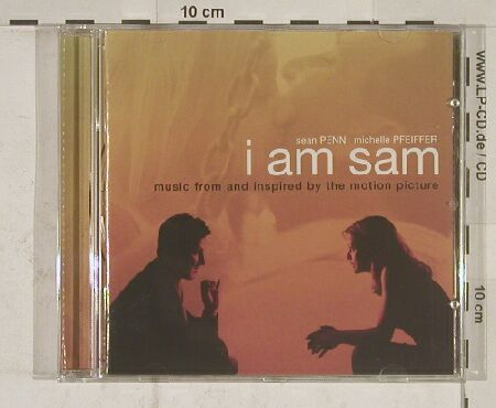 I Am Sam / Ich bin Sam: Music From, V2(), EU, 01 - CD - 67569 - 7,50 Euro