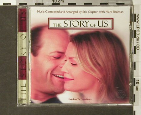 Story of US (the): 24Tr. Comp.+arr.by E.Clapton, WB(), D, 1999 - CD - 67635 - 5,00 Euro